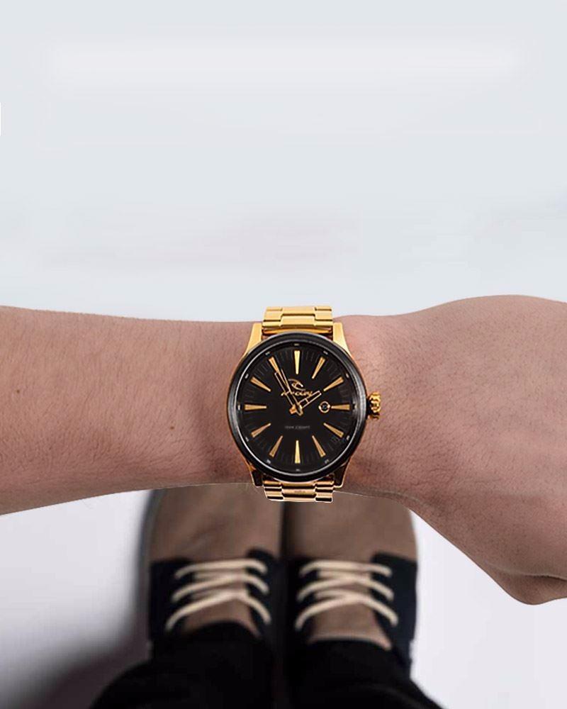 b800c67a65e relógio gabriel medina recon xl gold. Carregando zoom.