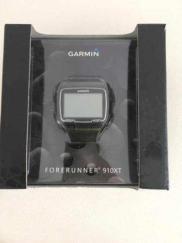 relógio garmin 910xt com cinta cardíaca