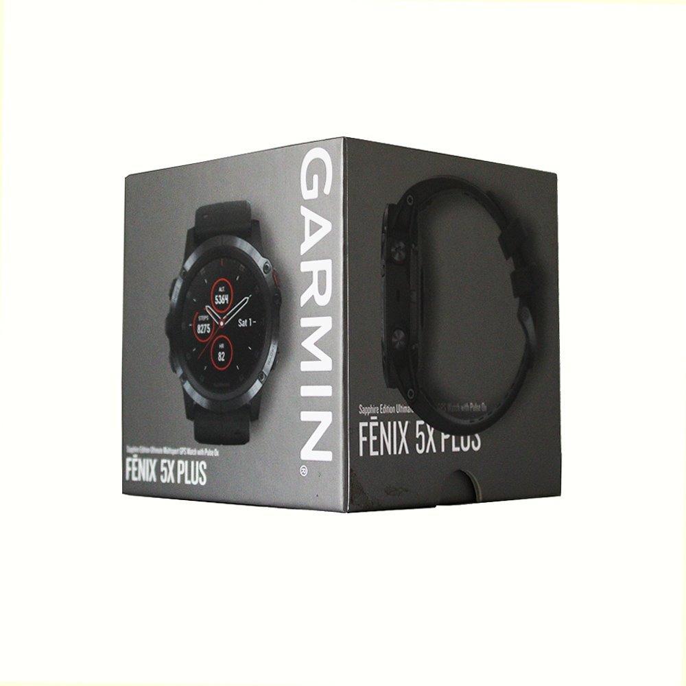 relógio garmin fenix 5x plus safira gps multiesportivo smart. Carregando  zoom. 6294ca7833