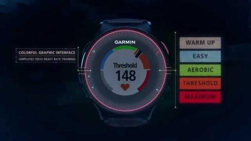 relogio garmin forerunner 225 monitor cardiaco corrida novo