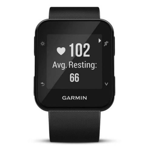 relógio garmin forerunner 35 gps - lacrado
