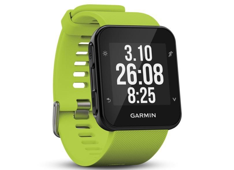 1300955a2bc relógio garmin forerunner 35 monitor cardíaco pulso + gps. Carregando zoom.