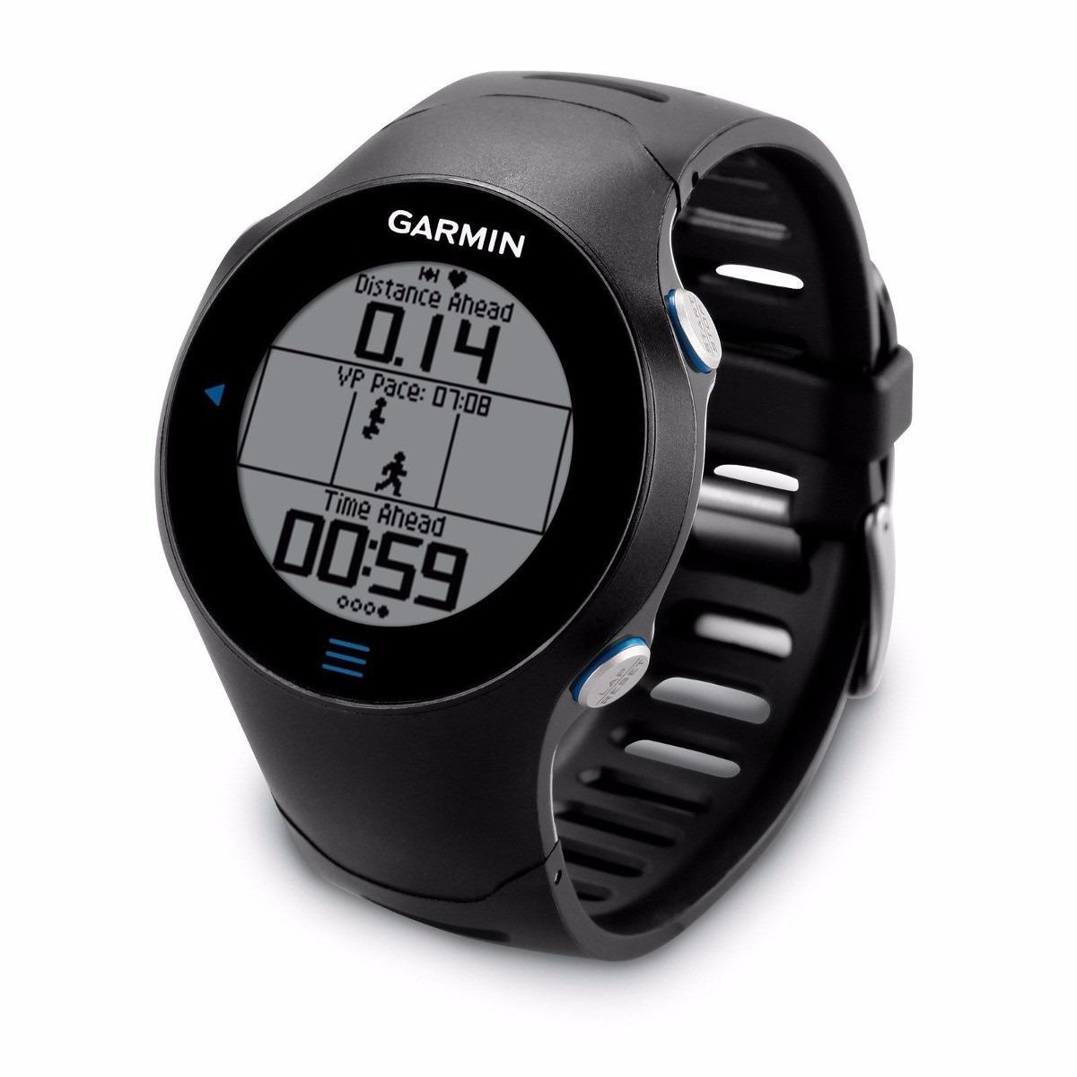 cca31b04e0d relógio garmin forerunner 610 gps + cinta hrm1 + ant stick. Carregando zoom.