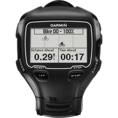 relógio garmin forerunner 910xt com gps natação corrida