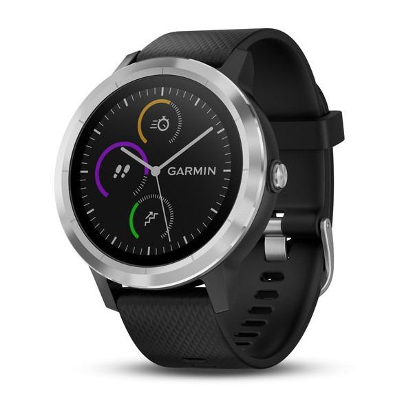 3ccc2775285 Relogio Garmin Vivoactive 3 Smartwatch - R  1.350