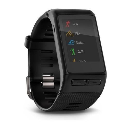 relógio garmin vivoactive hr pulseira gps