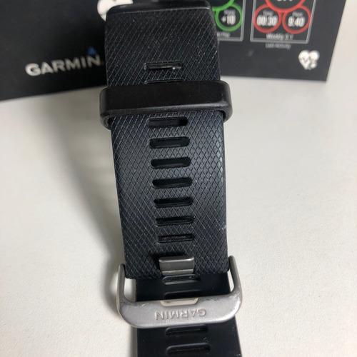 relógio garmin vivoactive hr pulseira gps original