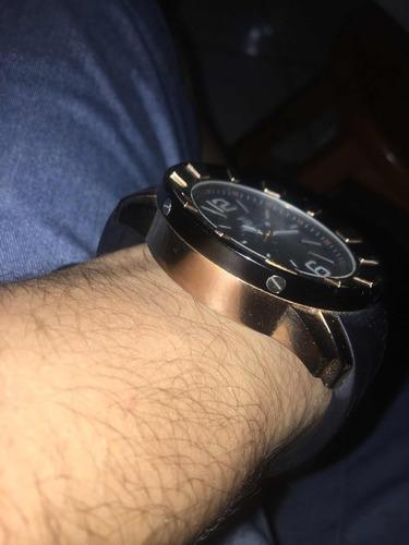 relógio garrido e guzman original c/caixa e c detalhe minimo