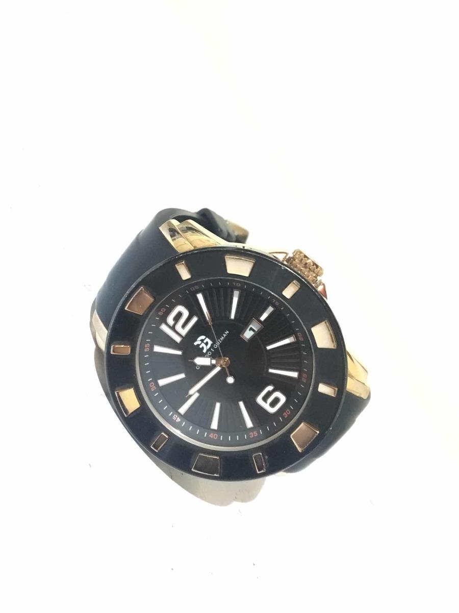 ee59c14d356 Relógio Garrido E Guzman Original C caixa E C Detalhe Minimo - R ...