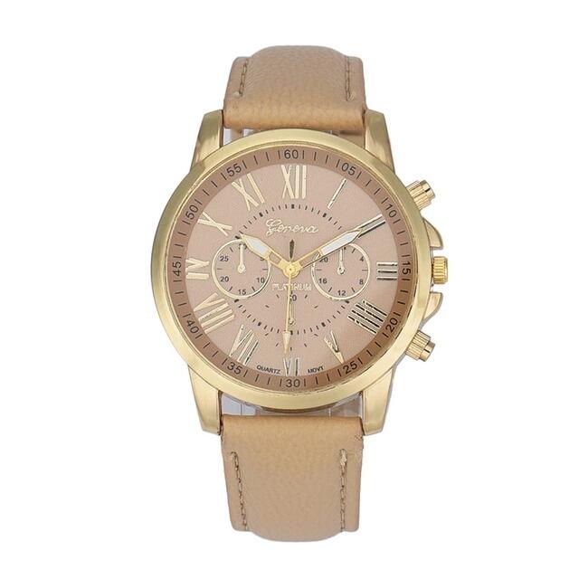 2c0ff6f88f3 Relógio Geneva Feminino Fashion Menor Preço - R  37