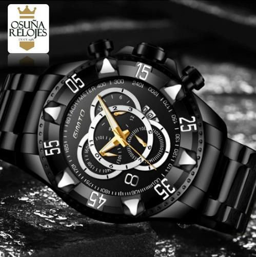 relógio gimto reserve excursion  100% funcional original