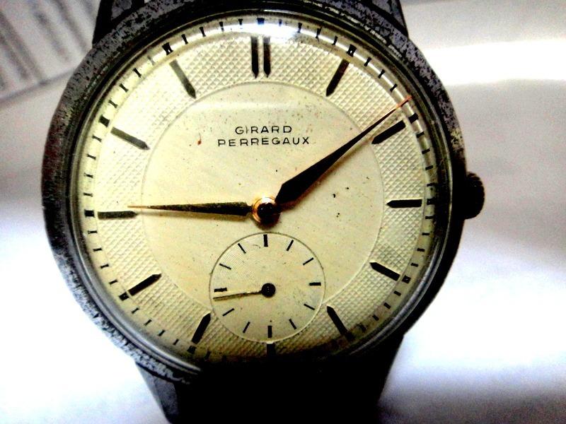 74d2d8fd541 relógio girard perregaux muito antigo. Carregando zoom.