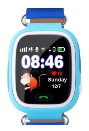 Relógio Gps Criança Q90 Tela Touch E Wifi ! Promoção!