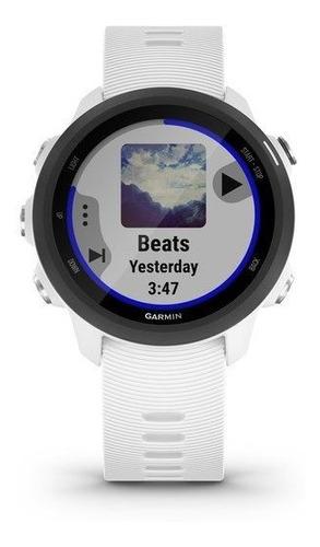 relogio gps garmin forerunner 245 music oximetro spotify hrm