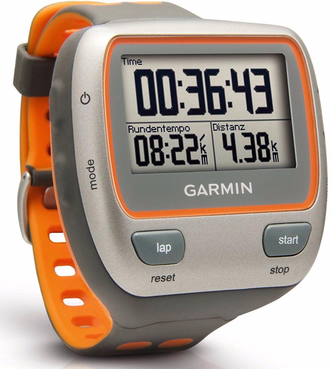 664e8058f83 Relógio Gps Garmin Forerunner 310xt Corrida Natação + Cinta - R  899 ...