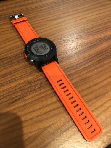 relógio gps multifuncional garmin fenix