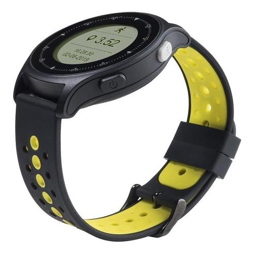 relógio gps sportwatch chronus atrio es252 multiesportivo