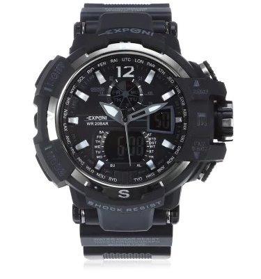 6aa78ac7043 Relógio Grande De Pulso Masculino Barato Promoção - R  69