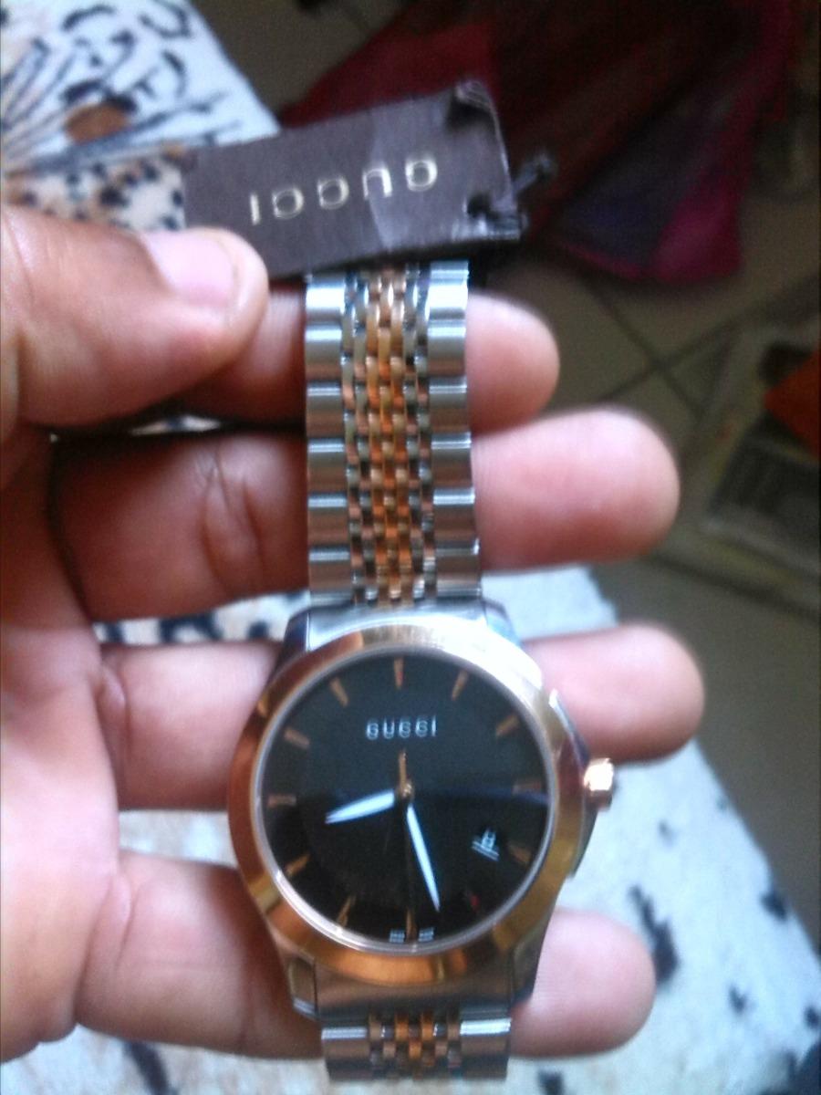 46789022f Relógio Gucci Ya126231 Swiss Sport Branco, Verde/gucci Ya126 - R ...