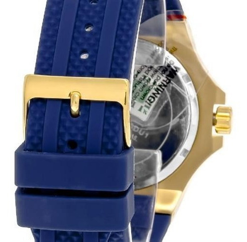 relógio guess 92587gpgsdu1 borracha azul