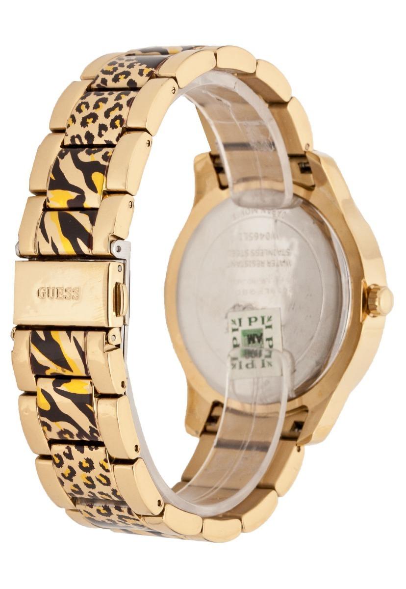 6e91b5b2818 Relógio guess feminino onça dourado lpgsda ctsports jpg 828x1200  92538lpgsda1 relogio guess