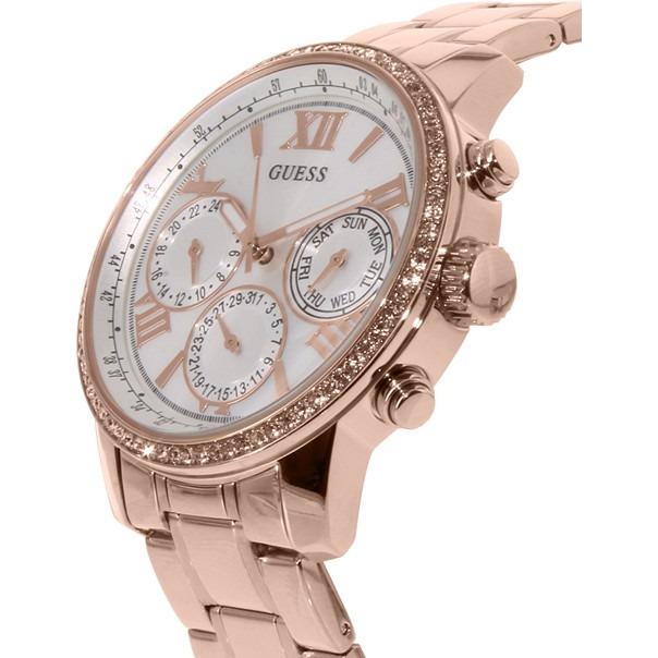 Relógio Guess Feminino Rose U0559l3 Original - R  626,89 em Mercado ... c469e11c28