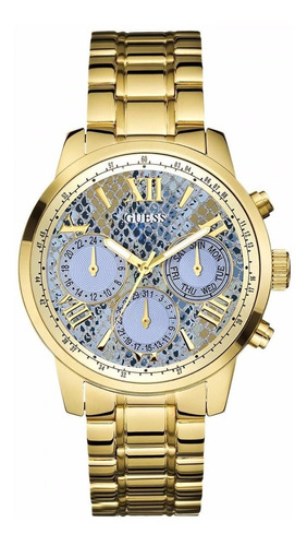 relógio guess gold w0330l13