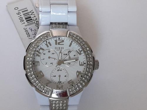 e5abfabee Relógio Guess Ladies Calendário Original Promoção + Brinde - R$ 349,00 em  Mercado Livre