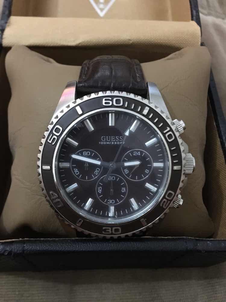 a65a9918bdd Relógio Guess Masculino