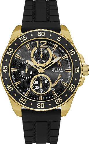 relógio guess masculino sport dourado -  92600gpgsdu4