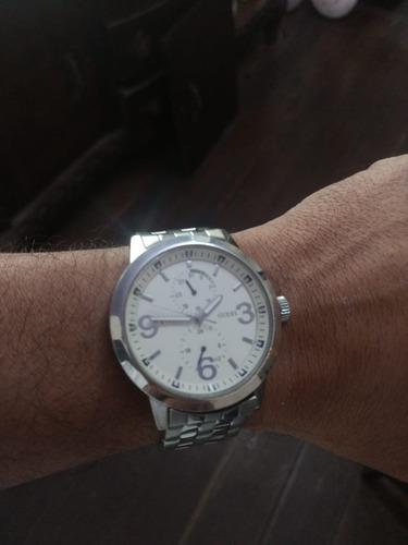 relógio guess steele