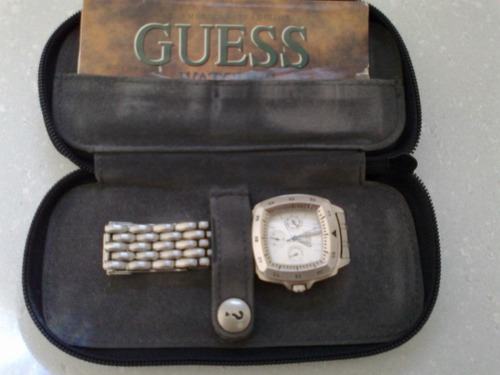 relógio guess water pro 50mt masculino - 300,00