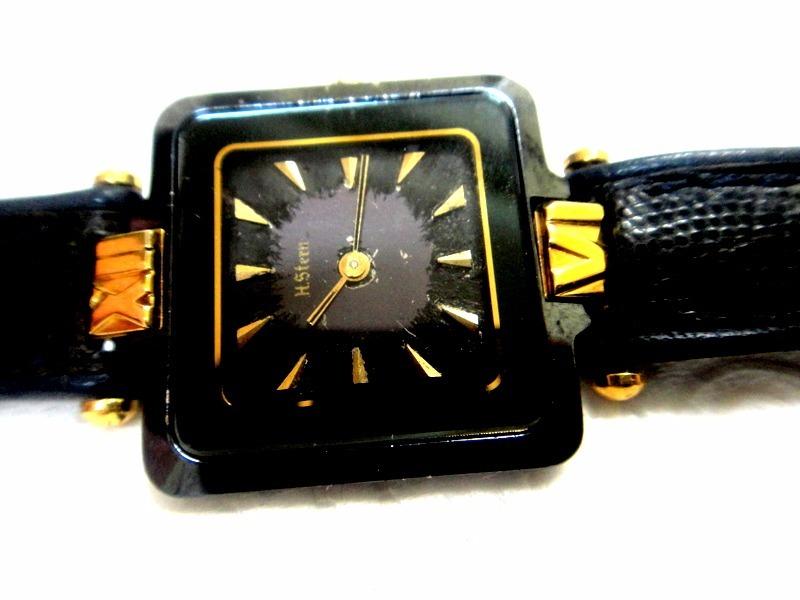 df237255c2e relógio h stern bloco de safira. Carregando zoom.
