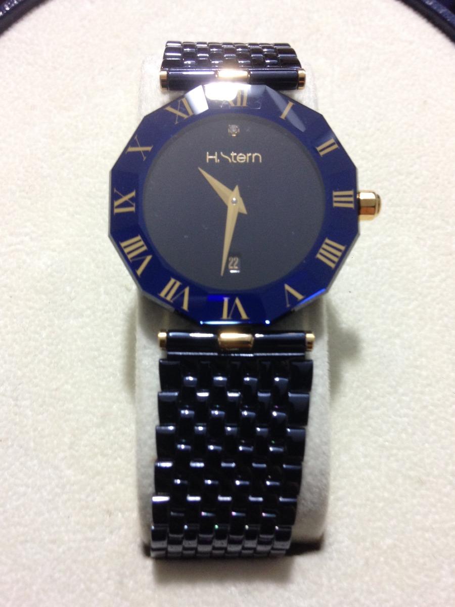 48d125c7061 relógio h. stern coleção safira. Carregando zoom.