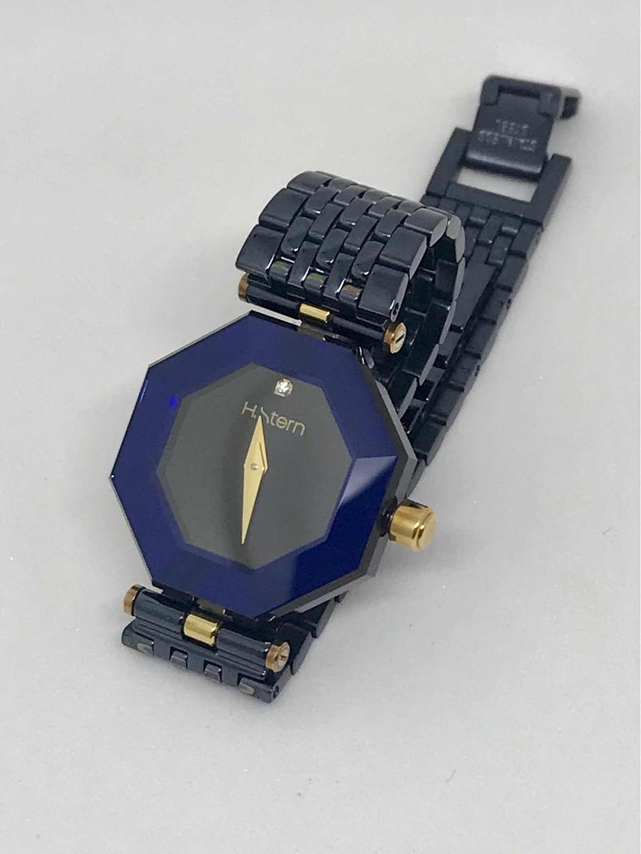 0a42fd196d1 relógio h stern safira on stainless ppim 510 am. Carregando zoom.