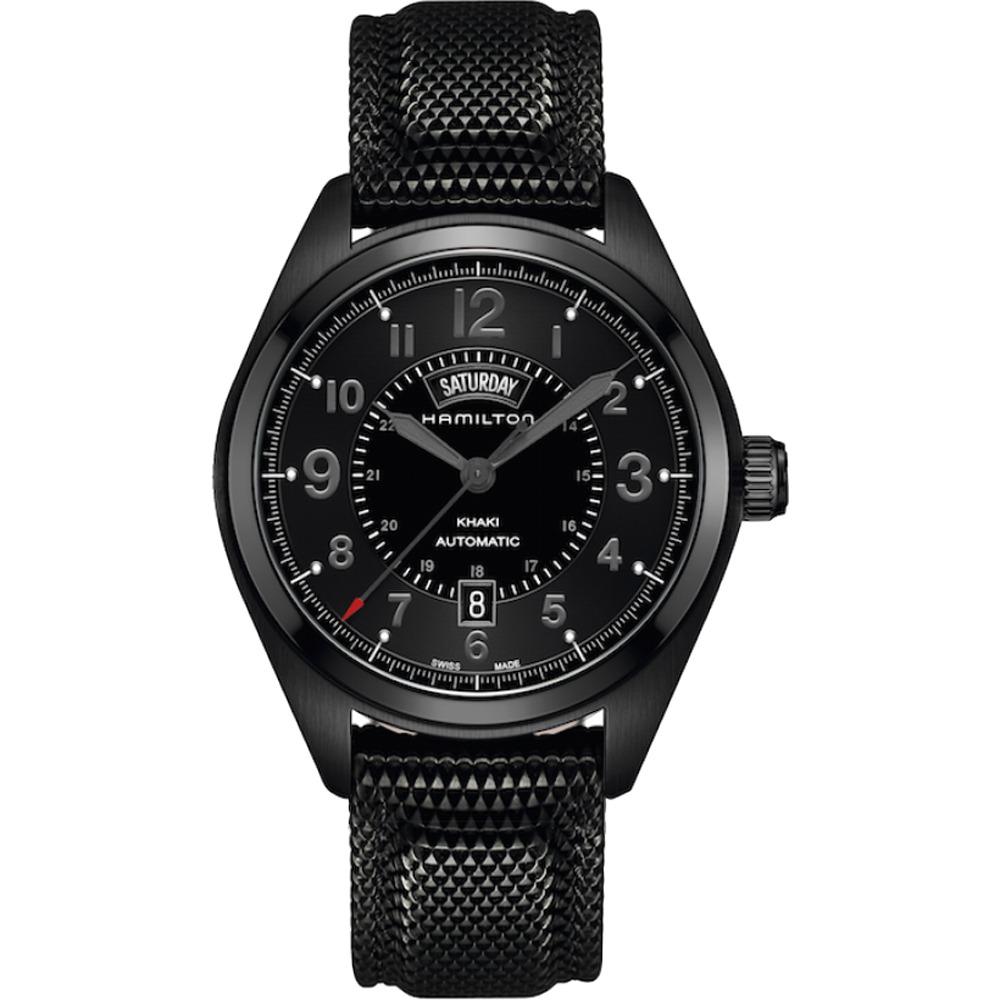 28c132329a8 relógio hamilton khaki field automatico h70695735. Carregando zoom.