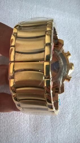 relógio homem de ferro-lançamento