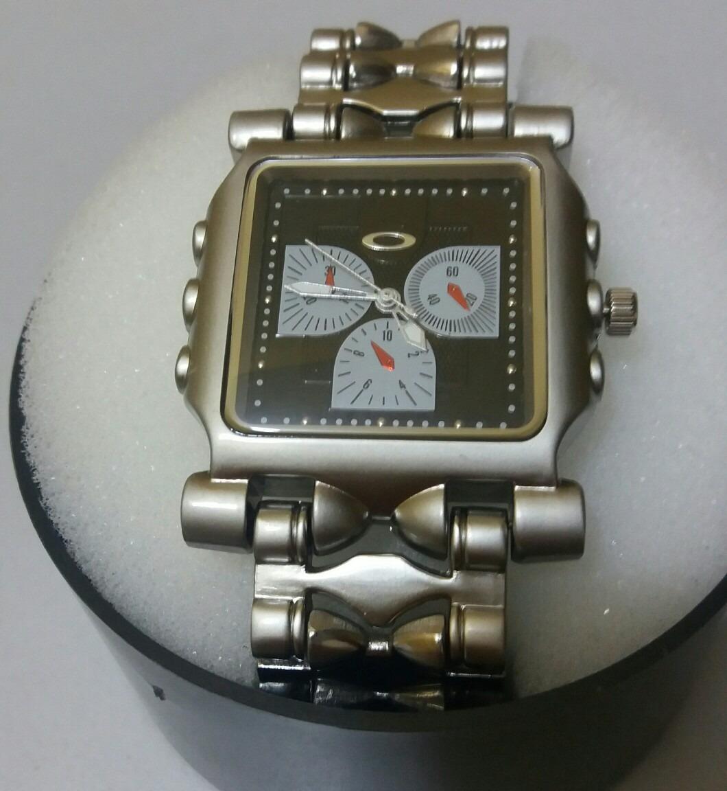 5679d0619bd Relógio Masculino Oakley Minute Machine « One More Soul