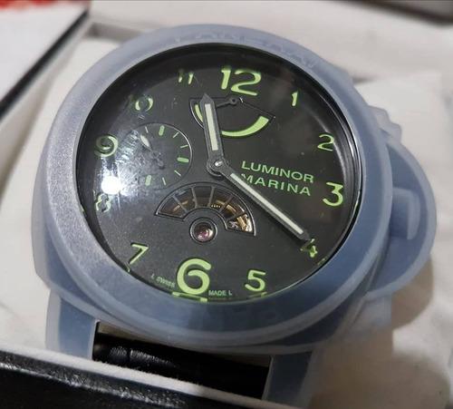 4a410f4ca3a Relógio Homens Panerai Luminor Marina Automatico - R  750