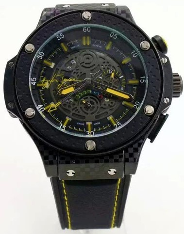 f57e4fb971e Relógio Hublot Ayrton Senna King Power - R  799