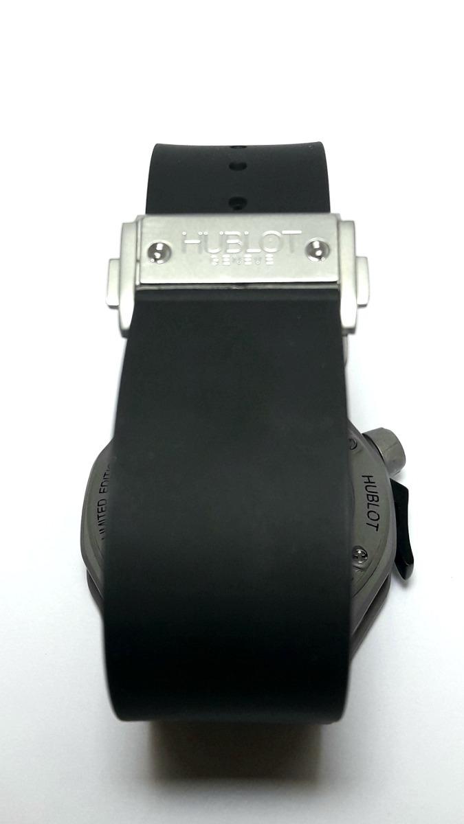 42613b5b7b8 relógio hublot ferrari tourbillon techframe automático. Carregando zoom.