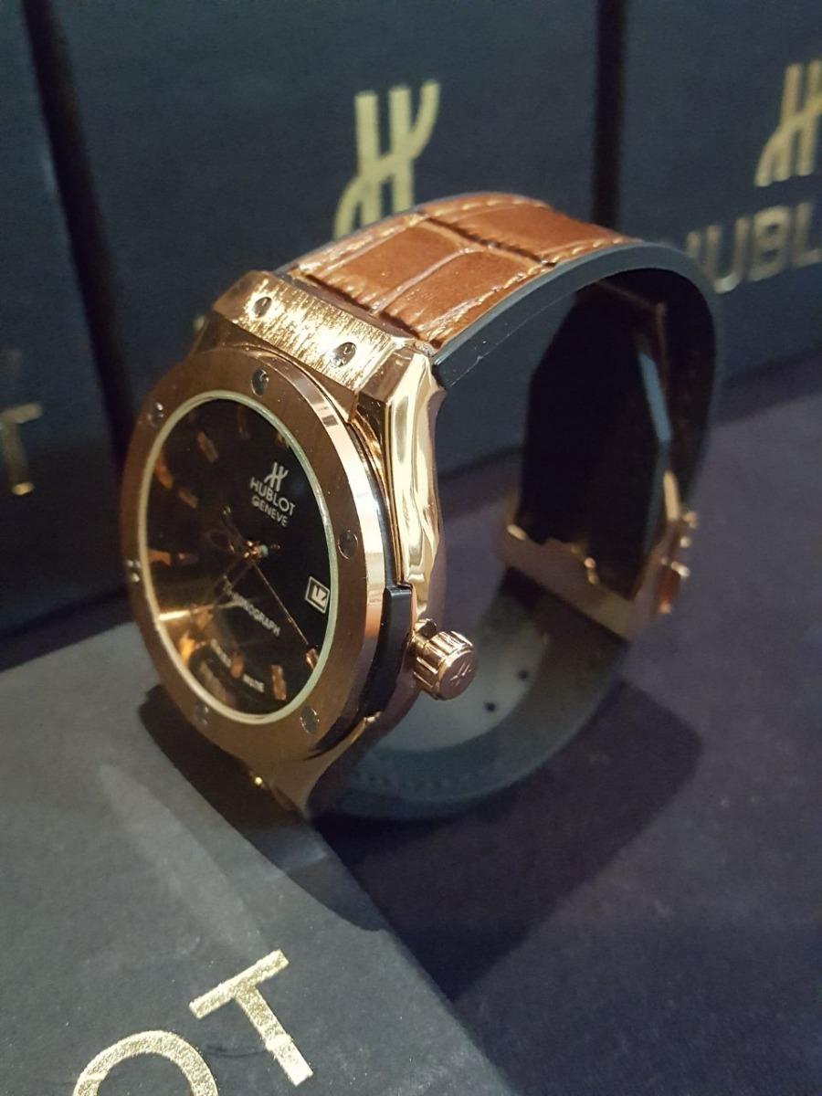 4955f0abcd6 relógio hublot big bang gold masculino geneve envio grátis. Carregando  zoom... relógio hublot masculino. Carregando zoom.