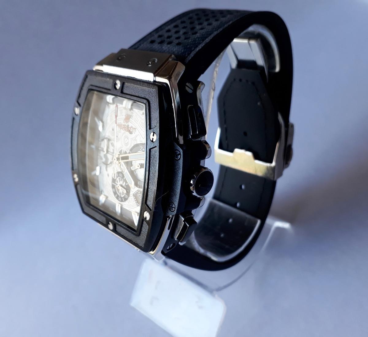 ac4d655e7eb Relógio Hublot Senna Champion 88 Edição Limitada - R  299