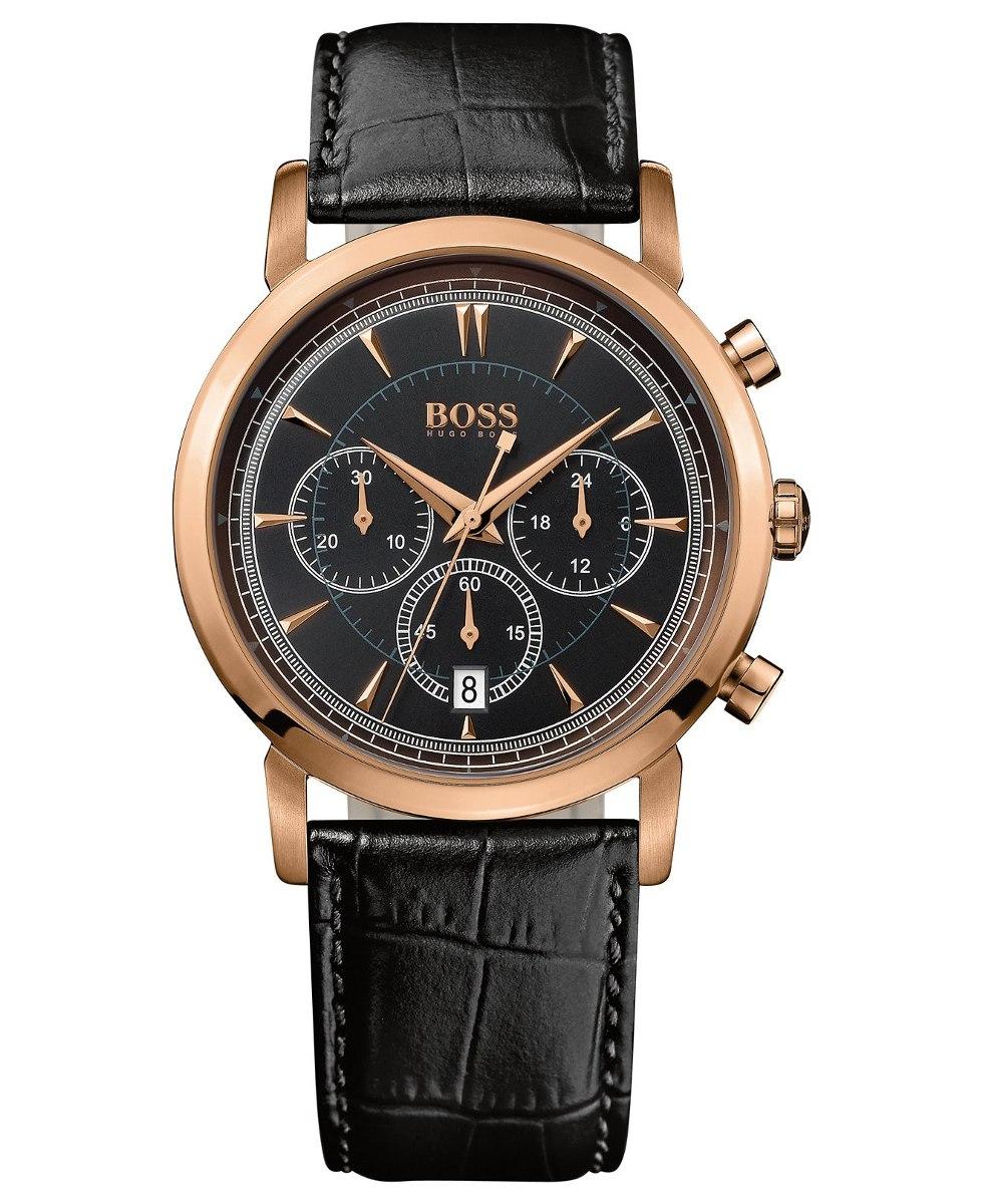 fa1f3d365ae relógio hugo boss chronograph 1512781. Carregando zoom.