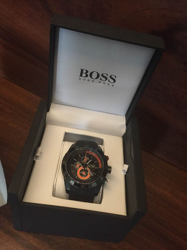 relógio hugo boss masculino