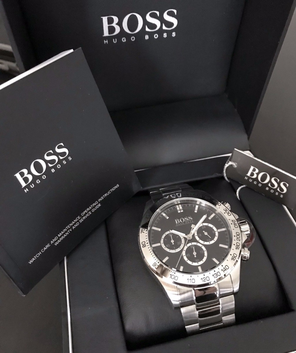 616e3804339 relógio hugo boss masculino. Carregando zoom.