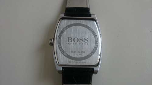 relógio hugo boss preto hb.21.1.14.2006