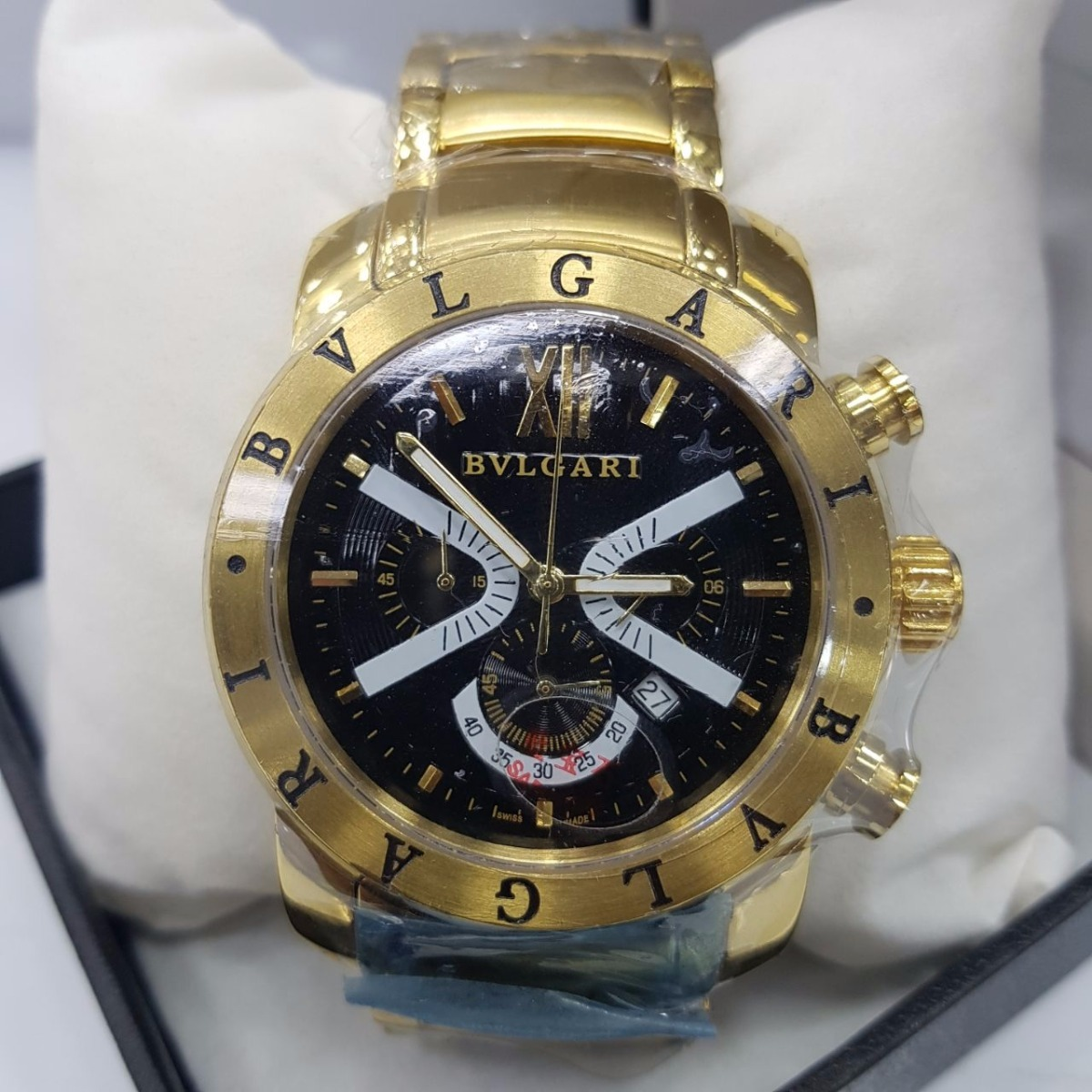 0e157a31913 relógio i240939 esqueleto masculino bulgari produto original. Carregando  zoom.