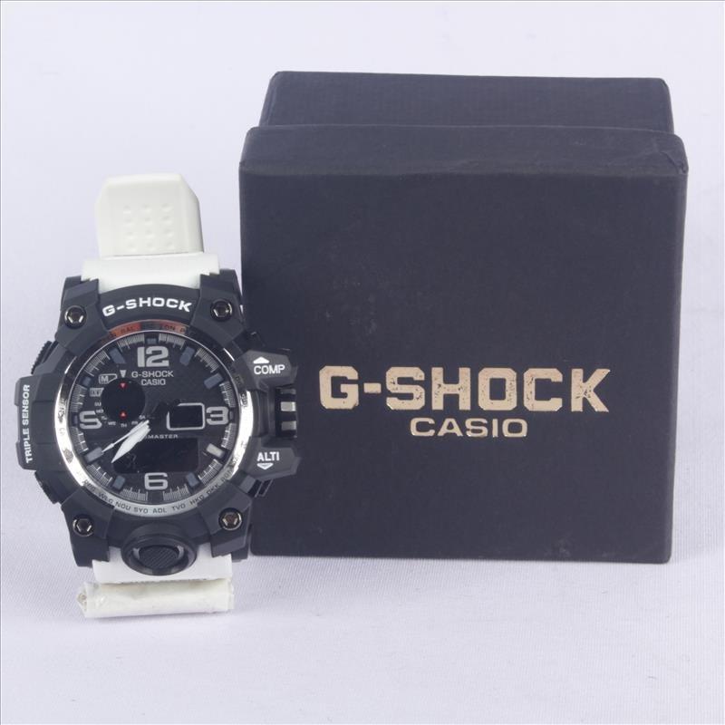 43c9097a965 relogio imporado branco resistente a agua cronometro. Carregando zoom.