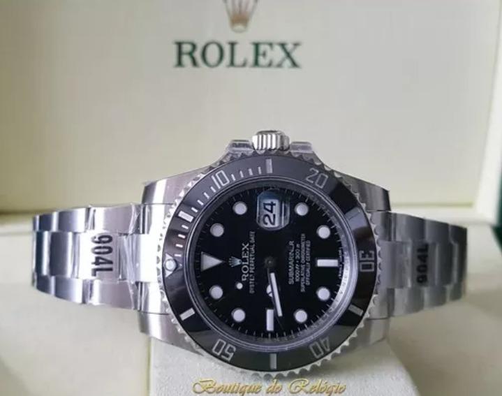 af2c3f3ffeb Relógio Importado - R  1.499